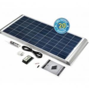 Caravans solar panels