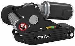 gloss black emove 203 motor mover